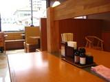 讃岐製麺店内の様子