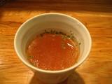 スパーゴのスープ