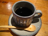 文化食堂コーヒー