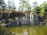 徳川園の石