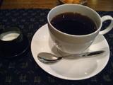 森の響東京コーヒー500円
