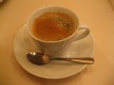 アバンティーノのコーヒー