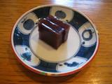 上天ぷら膳のデザート