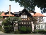 大山崎山荘全景