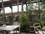 ル・ジャルダン屋上ガーデン