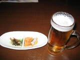 庄や生ビールとお通し399円