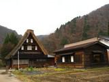 五箇山カフェ全景