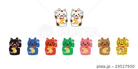 招き猫(4)