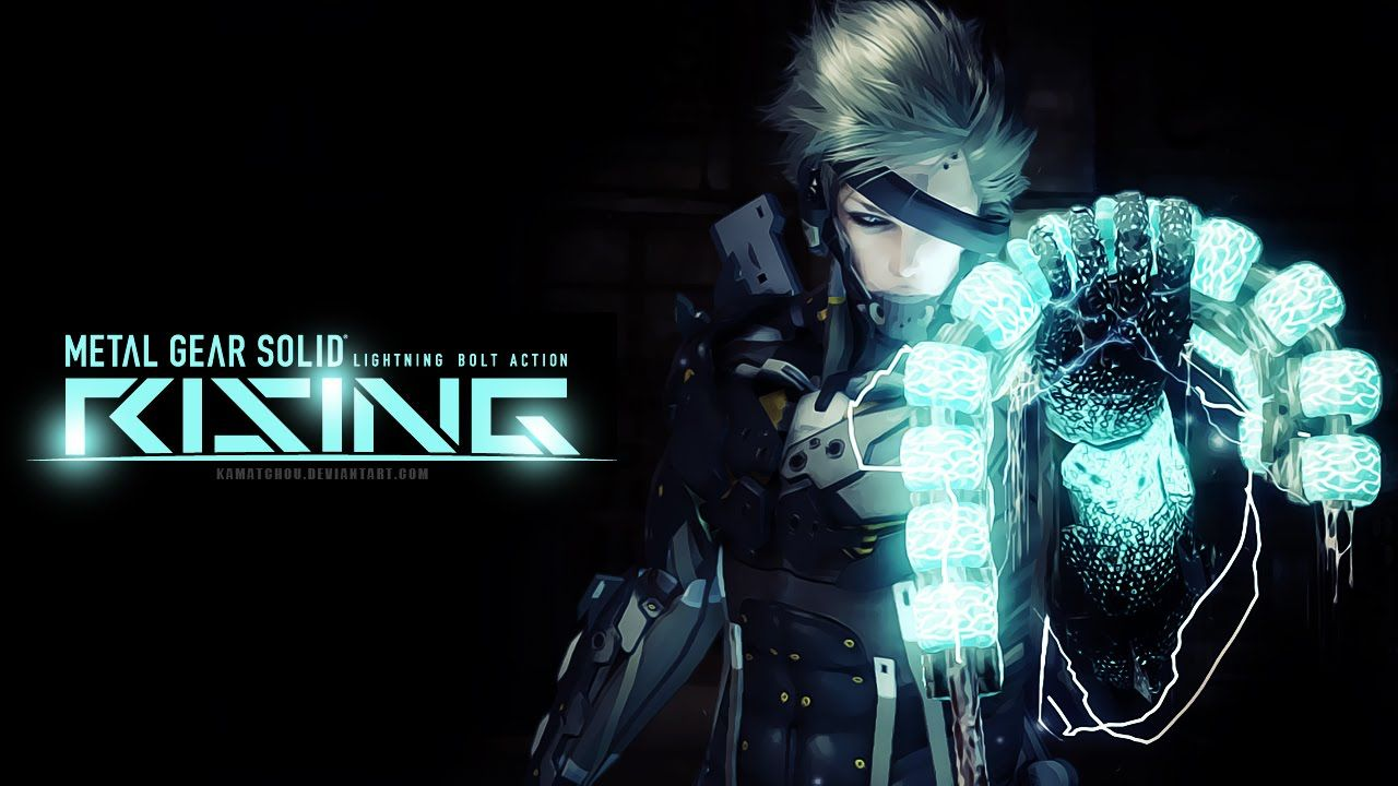 4 metal gear solid rising wallpaper background voltagebd Choice Image