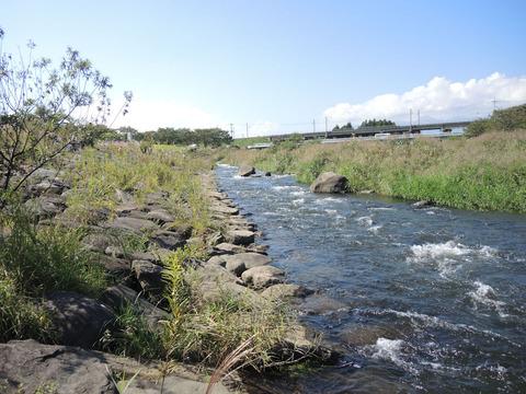2017-9-24 YOSASA RIVER