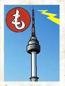 猛烈電波発信中2