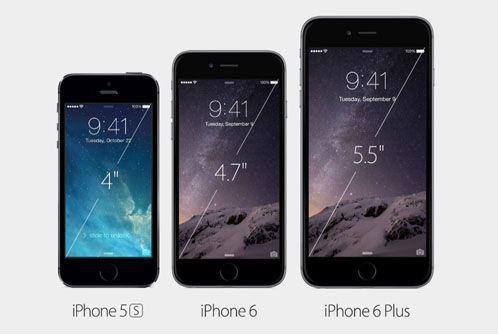 iPhone比較画像