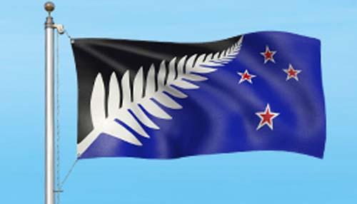 ニュージーランド国旗デザイン案