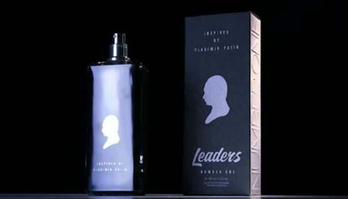 プーチン大統領をイメージした香水