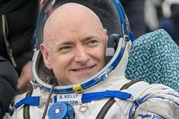 スコットケリー宇宙飛行士