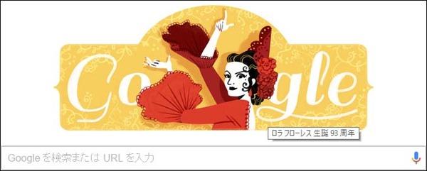 ロラ・フローレス生誕93周年