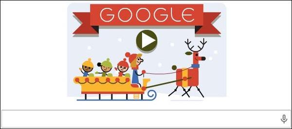 Googleハッピーホリデー01