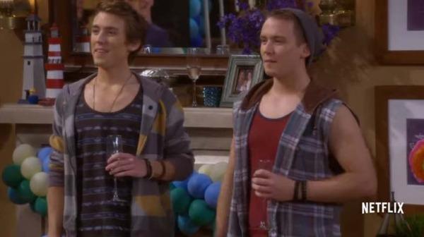 ニッキーとアレックス