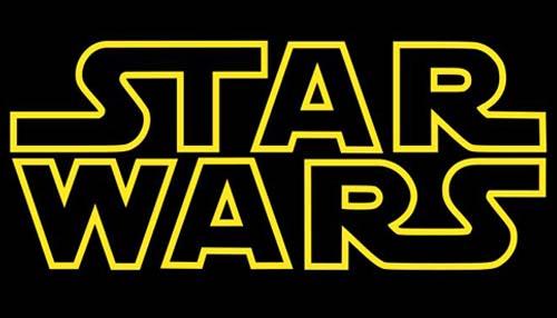 スターウォーズのロゴ
