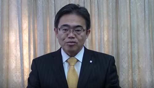 愛知県知事