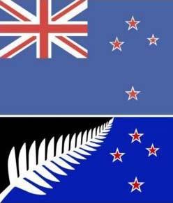 ニュージーランド国旗デザイン