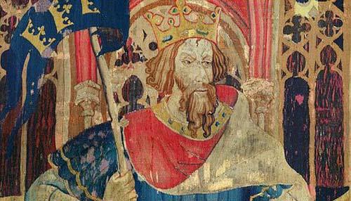 アーサー王 画像引用:Wikipedia エクスカリバーのアーサー王物語のモデルアーサー王が実は