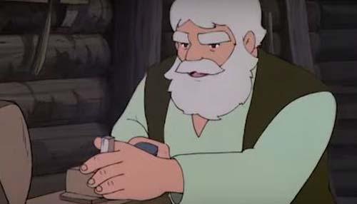 ハイジのおじいさん