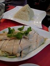 チキンライス1