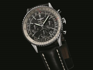 Navitimer 01 Black Black - Japan Limited Editio_001-