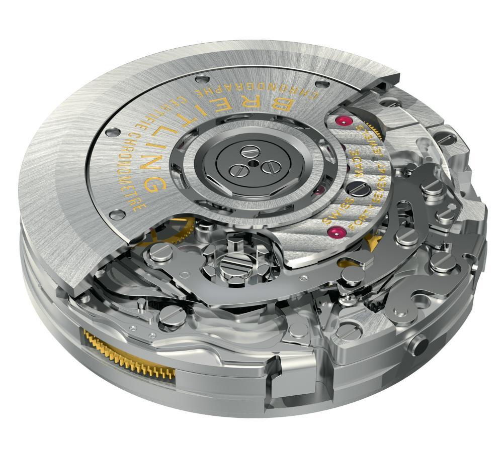 「ブライトリング キャリバー01」の画像検索結果