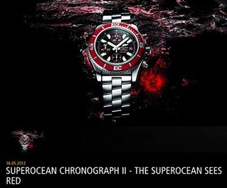 THE SUPEROCEAN SEES RED