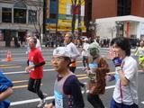 東京マラソン7