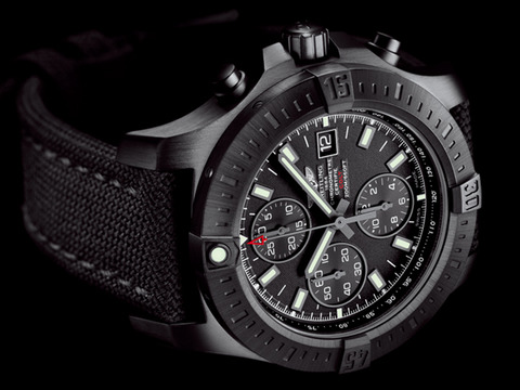 Colt_Chronograph_Automatic_Black_Steel_001