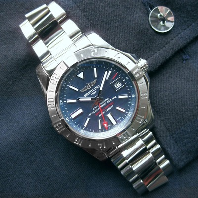 AVENGERⅡ GMT MOTHER-OF-PEARL (2)