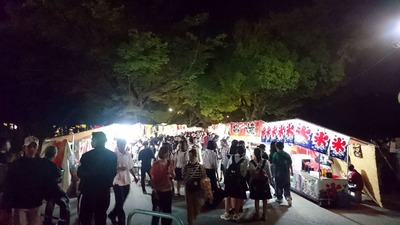 Night Fair at TOYOHASHI (2)