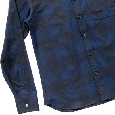 CHARLES BLOCK CHECK SHIRTS (3)