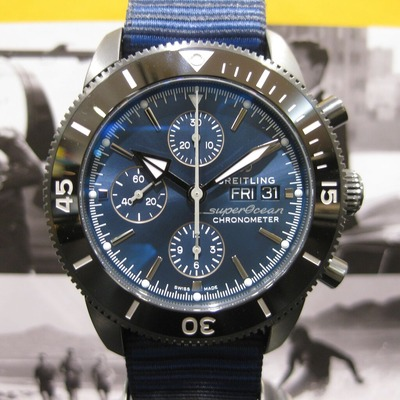 SUPEROCEAN HERITAGE Ⅱ CHRONOGRAPH 44 OUTERKNOWN (3)