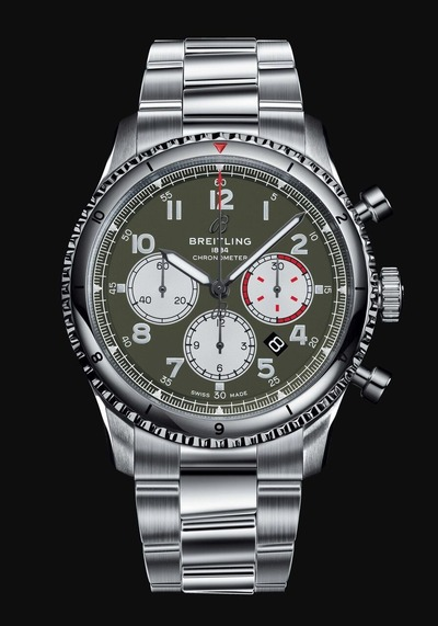 AVIATOR 8 B01 CHRONOGRAPH 43 CURTISS WARHAWK (1)