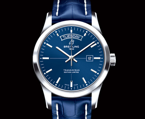 TRANSOCEAN DAY&DATE LIMITED EDITION