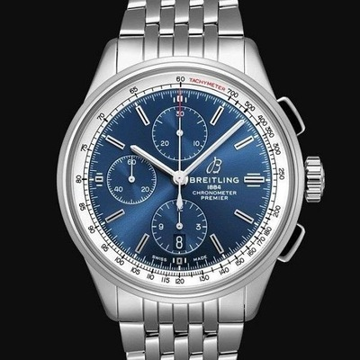 PREMIER CHRONOGRAPH 42 UP