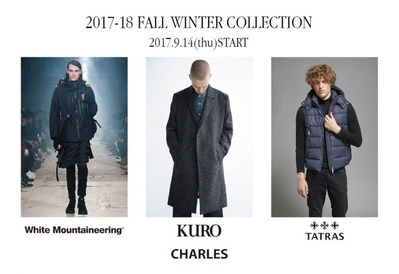 FALL WINTER COLLECTION 2017