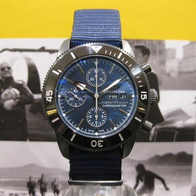 SUPEROCEAN HERITAGE Ⅱ CHRONOGRAPH 44 OUTERKNOWN (2)
