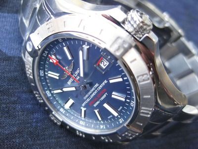AVENGERⅡ GMT BLUE MOP (2)