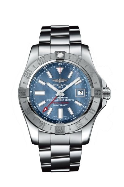 AVENGERII GMT BLUE MOP