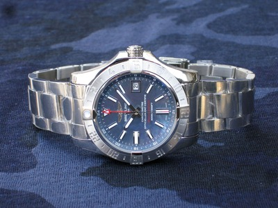 AVENGERⅡ GMT BLUE MOP (1)