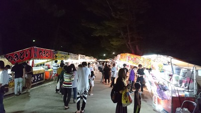 Night Fair at TOYOHASHI (3)