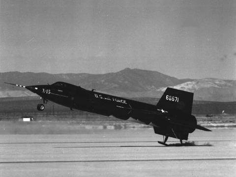 NorthAmericanX-15600