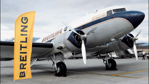 DC-3 ONGROUND