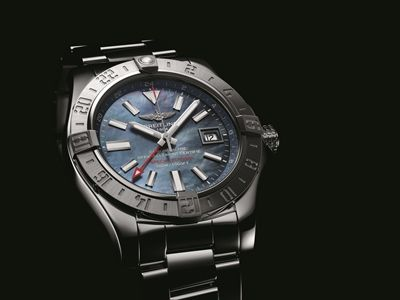 Avenger II GMT - Japan Special Editio_001