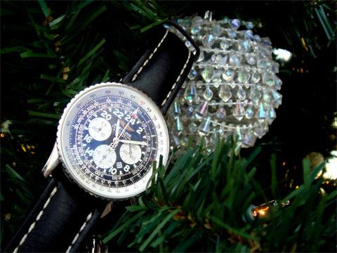 クリスマスツリーとコスモノート